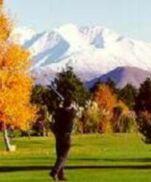 18 hole golf course