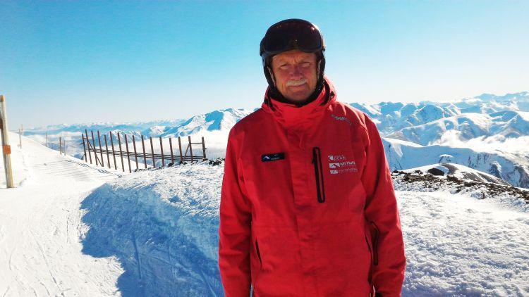 Ski lessons Mt Hutt