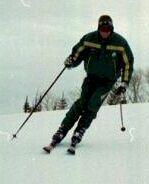 Ski Instructor in New Zealand